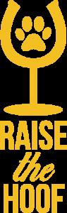 Raise the Hoof Logo